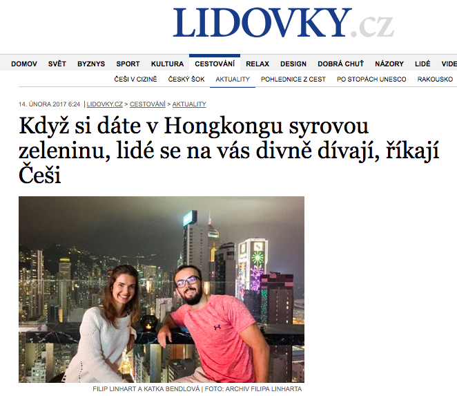 Lidovky.cz Interview